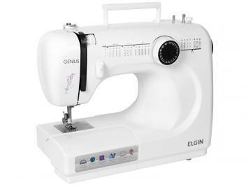 Máquina de Costura Elgin - Genius JX-4000