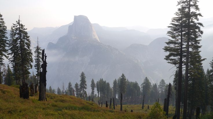 """"""":)"""" by TravelPod blogger marco-2010 from the entry """"Yosemite national parc"""" on Thursday, September 10, 2015 in Yosemite Valley, United States"""