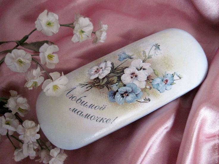 Весна на Sees All Colors: Подарочные футляры для очков Снигиревой Елены