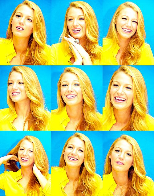 """thebeautyofsolitude: """" ~ Blake Lively @ """"Green Lantern"""" Press Conference (2011) """""""