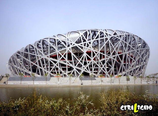 Estádio Nacional de Pequim, China
