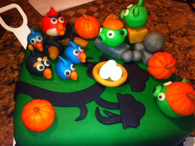angry birds halloween video trailer