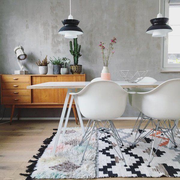 Die schönsten Wohn- und Dekoideen aus dem März   Foto von Mitglied Luise #SoLebIch #esszimmer #diningroom #interior #interiordesign #interiorinspiration
