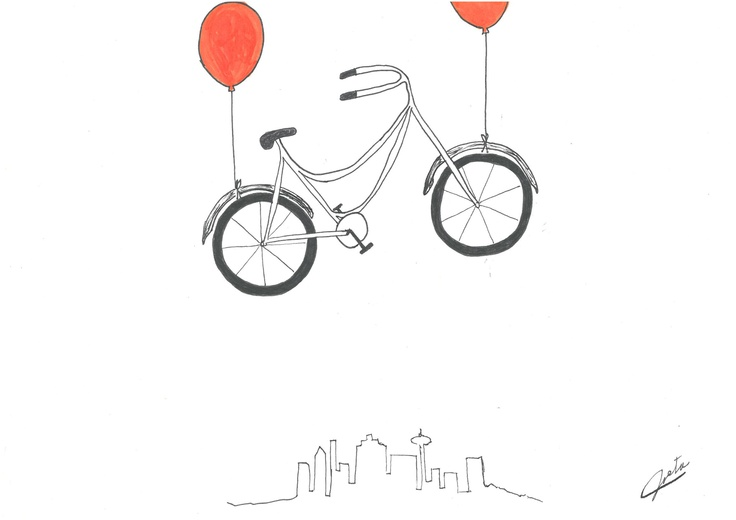 bicycle #7