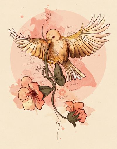 Bird.....maybe with my anchor instead of side view bird....hmmm