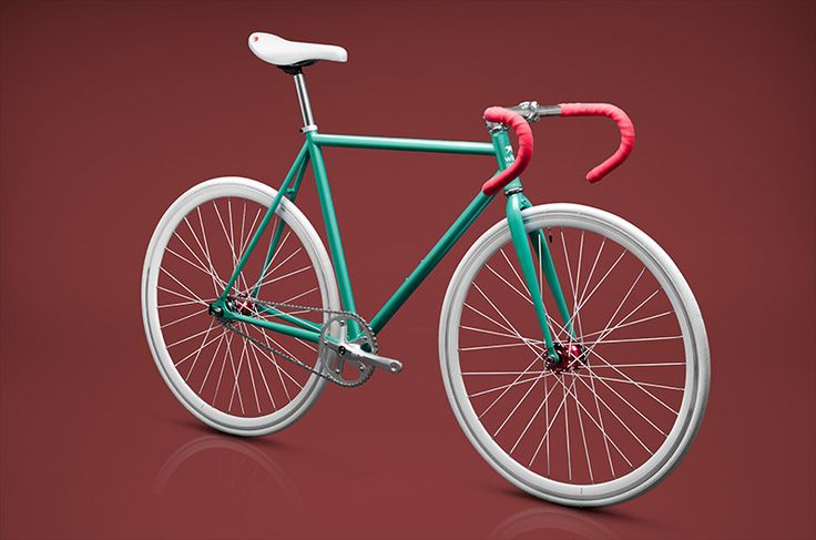 WARHOL from 429€ A TRUE ARTIST IMMERSED IN A VIVID WORLD OF CREATIVITY SEEKING A UNIQUE EXPRESSION Wlkie Cycles - Top quality single speed & fixed gear bicycles.