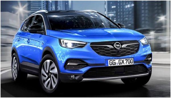 Opel Grandland X...