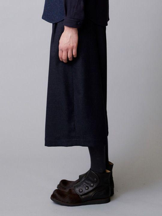 TROVE / RUOHO WIDE PANTS