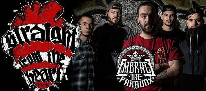 Introduce Your Band - EMBRACE THE PARADOX #metalcore #hardcore #metal #music