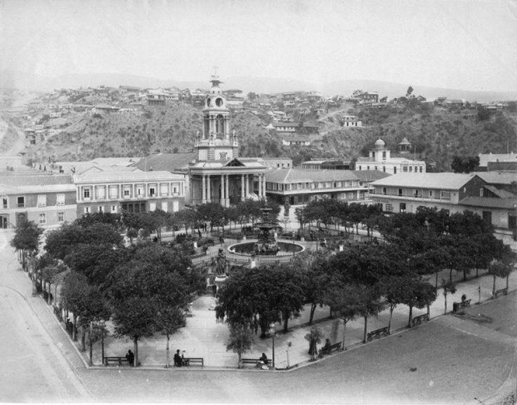 Plaza Victoria 1885