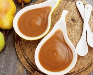 Compote pommes-poires sans sucre : http://www.fourchette-et-bikini.fr/recettes/recettes-minceur/compote-pommes-poires-sans-sucre.html