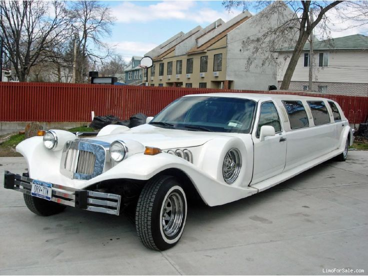 Used 1997 Lincoln Town Car Stretch Limo  - QUEENS, New York - $22,500 - LimoForSale.com