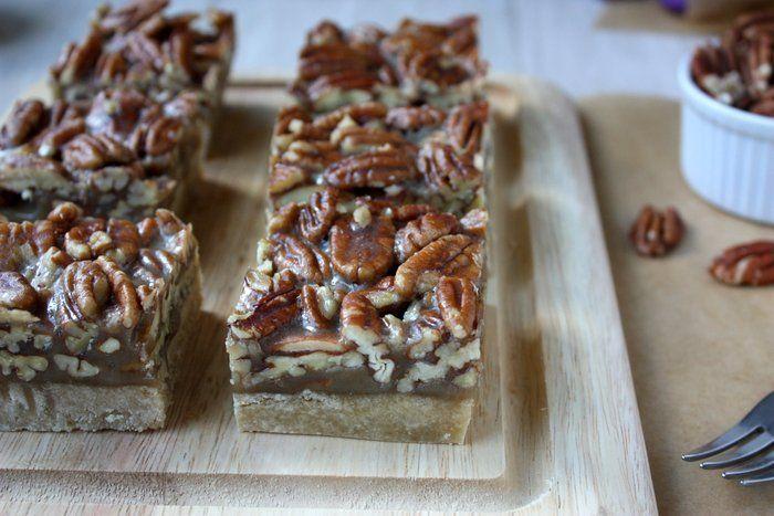 Pecan Shortbread Bars | Recipe | Shortbread Bars, Pecans and Bar