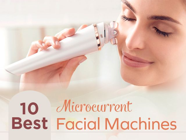 Best Microcurrent Facial Machine Microcurrent Facial Microcurrent Facial