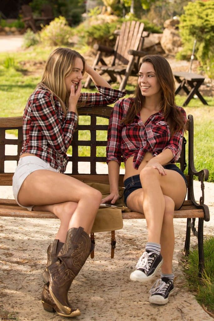 Teen Girl Scout Lesbian