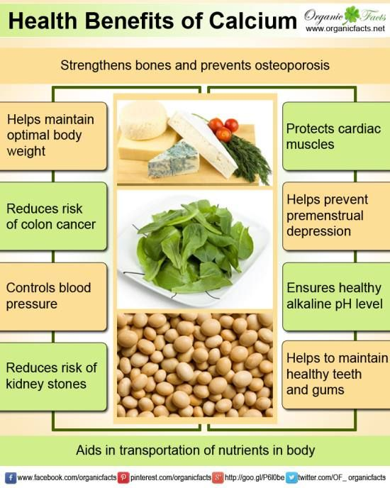 Health benefits of calcium include ability to aids in ...