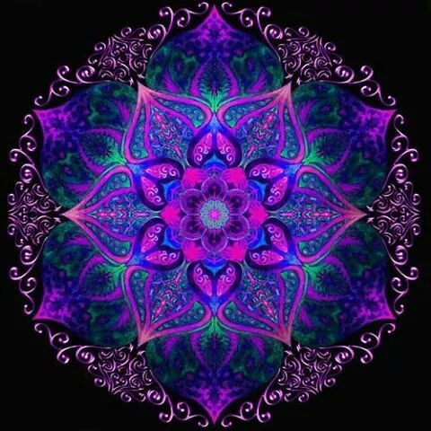 53 Best Pretty Pretty Mandalas Images On Pinterest