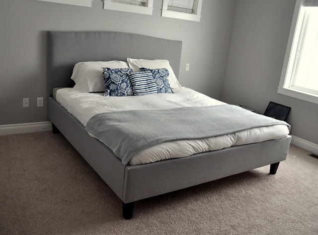 Best 25 Upholstered Bed Frame Ideas On Pinterest Grey