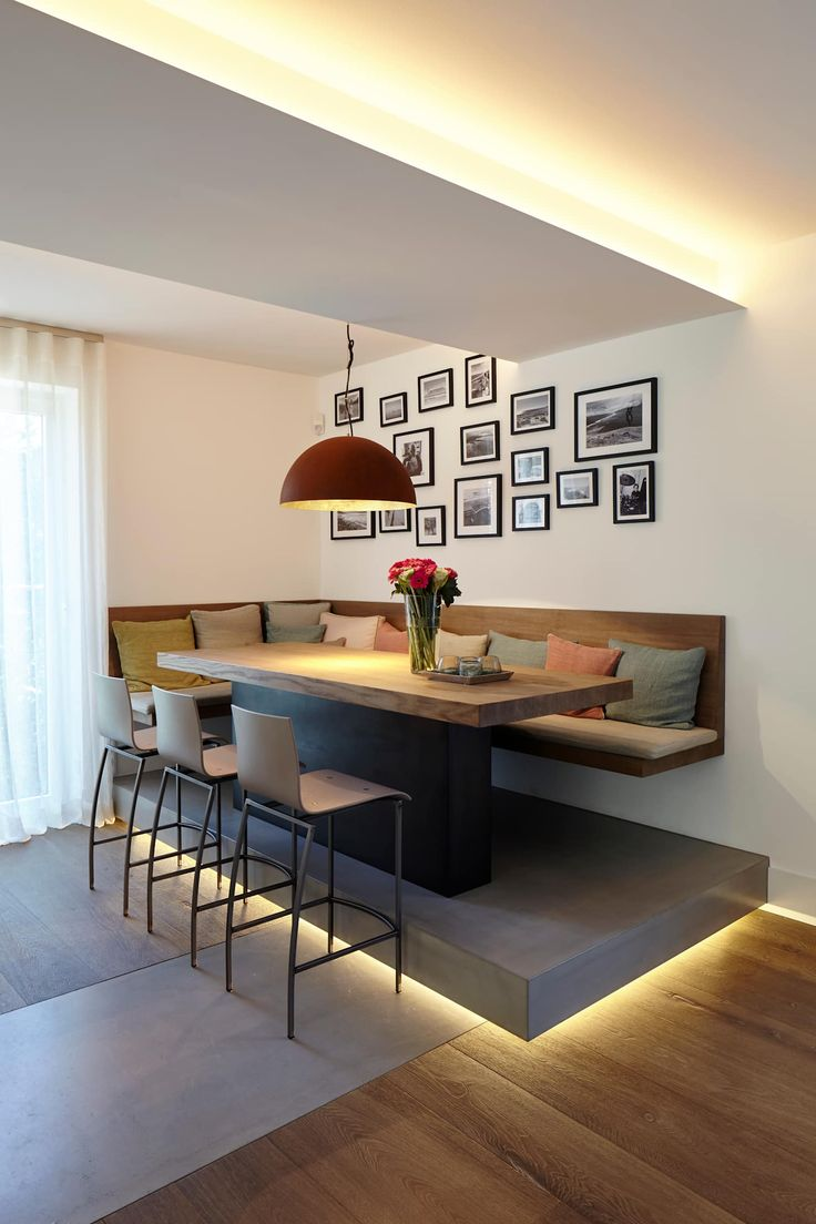 1352 best Interiors images on Pinterest | Dining room, Home ideas ...