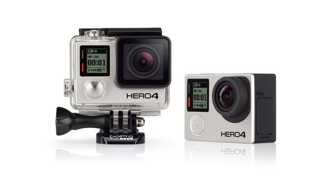 Next on the shopping list - GoPro HERO4 - ready to film the Quadski in action at Hunstanton!