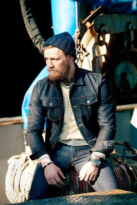 Conor Mcgregor~Irish, beard, athletic, hot, enough said!!