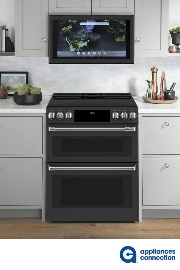 This 30 Hood By Ge Combines The Kitchen Hub With Up To 600 Cfm