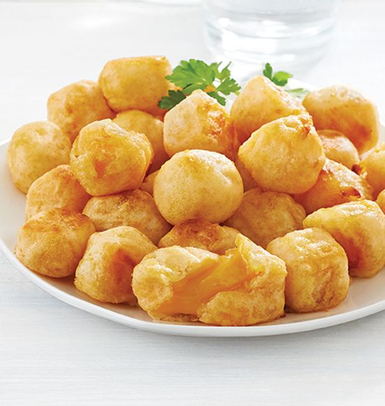 Cheddar Cheese Bites