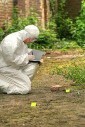 concours de technicien de police scientifique scène de crime