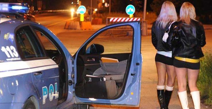 Pescara. Arrestata la squillo
