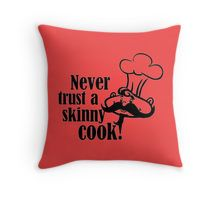 """never trust a skinny cook"" Classic T-Shirts by falianozy 