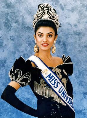 All About Pageants: Sushmita Sen, Miss Universe 2004 Wants India to Win Miss Universe 2011