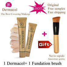 Dermacol Basis Make up Cover 30g Primer Concealer Basis Professionele Gezicht…