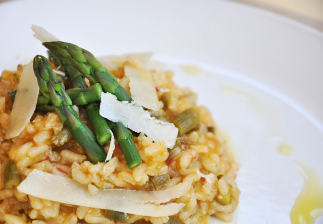Spring Risotto | From Scratch | Pinterest