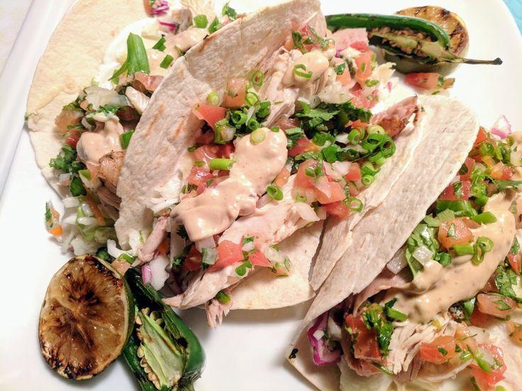 Epic fish tacos 🌮