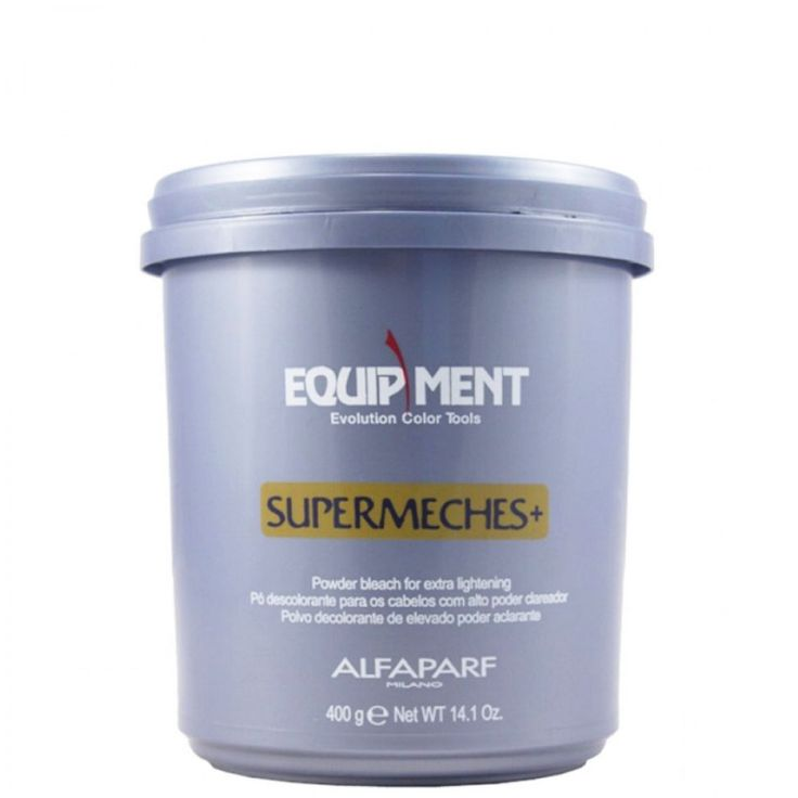Alfaparf Supermeches Pó Descolorante 400g