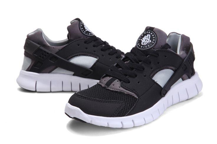 Best-Seller-Nike-Huarache-Free-Run-2012-Black-