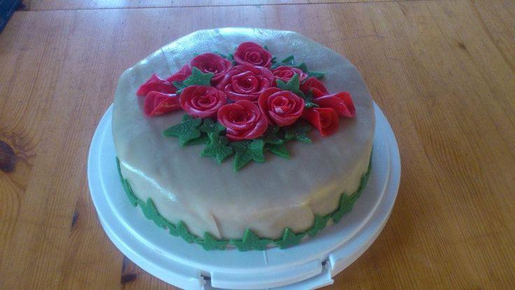 50 år kake