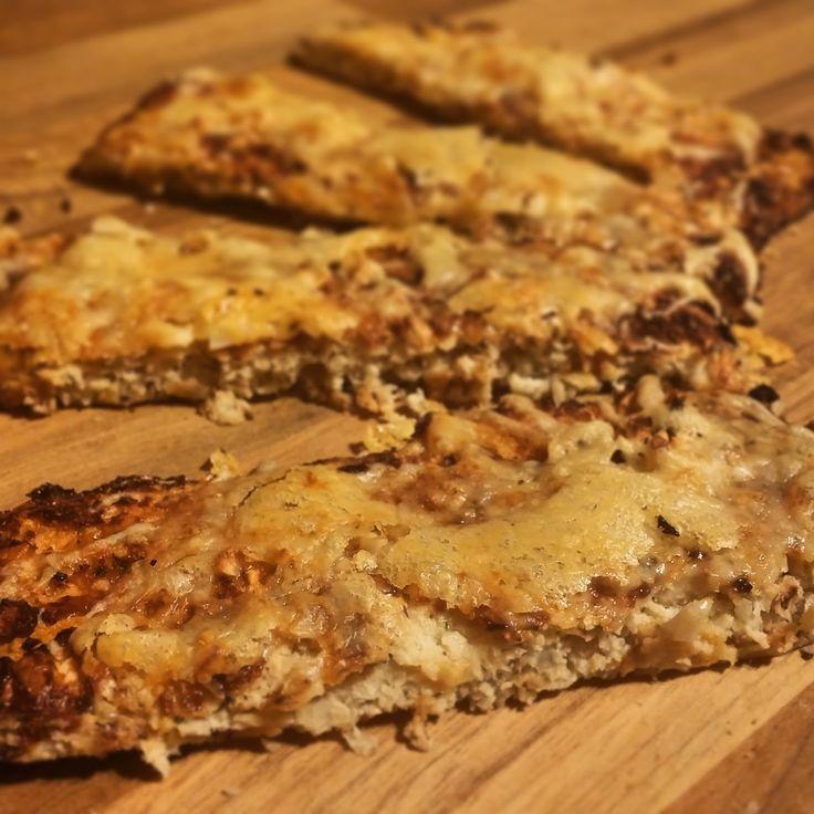 Sugar Pink Food: Slimming World Recipe- Syn Free Cauliflower Garlic Bread