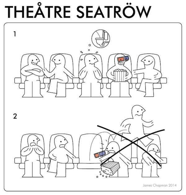 Funny 'IKEA Instructions' Teaches You How To Handle Real-Life Situations - DesignTAXI.com