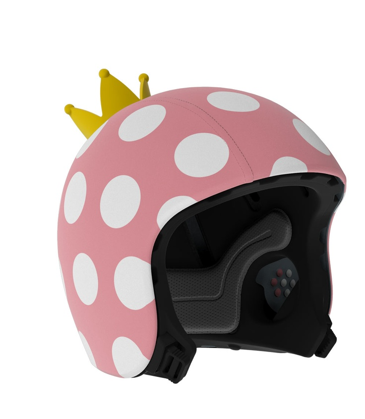 A new wonderful helmet for creative, crazy, geeky kids! Created by a friend of mine! :-)