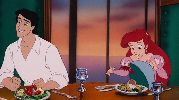 But we've got more questions about The Little Mermaid! Like, why was Ariel OK with crab being served at dinner? | 19 Burning Questions Disney Movies Never Answered