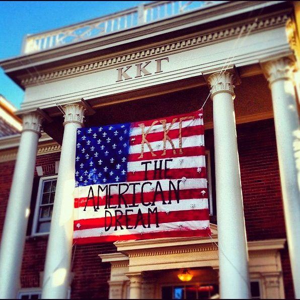 KKG: the American dream.