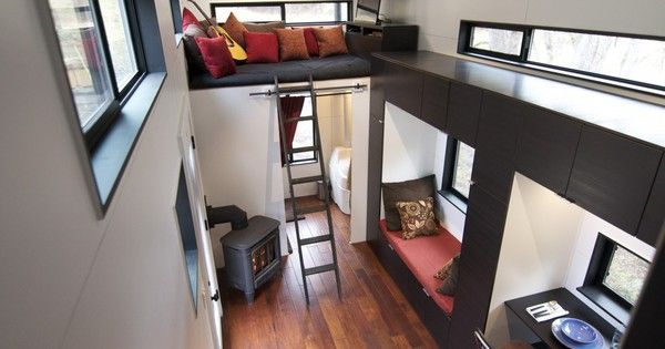 There's an effort to write tiny homes into the International Residential Code afoot : TreeHugger - 10/21/16