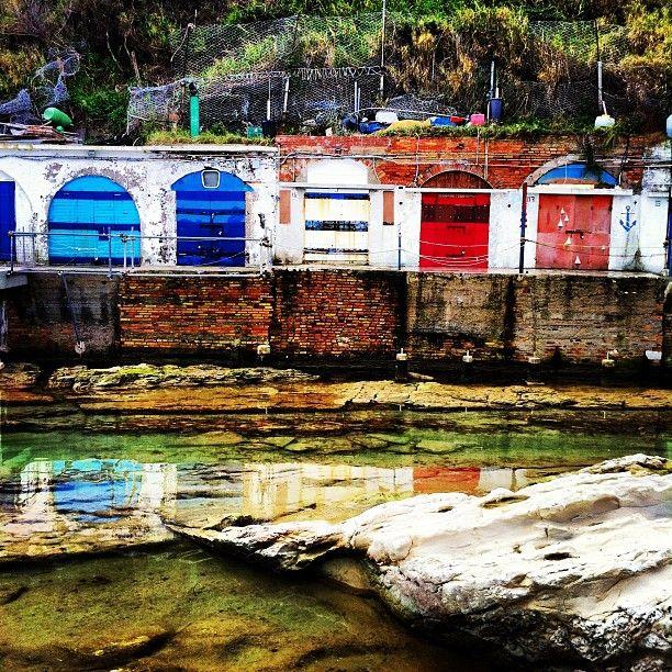 Le Grotte del Passetto, Ancona - Foto di @andreabalducci
