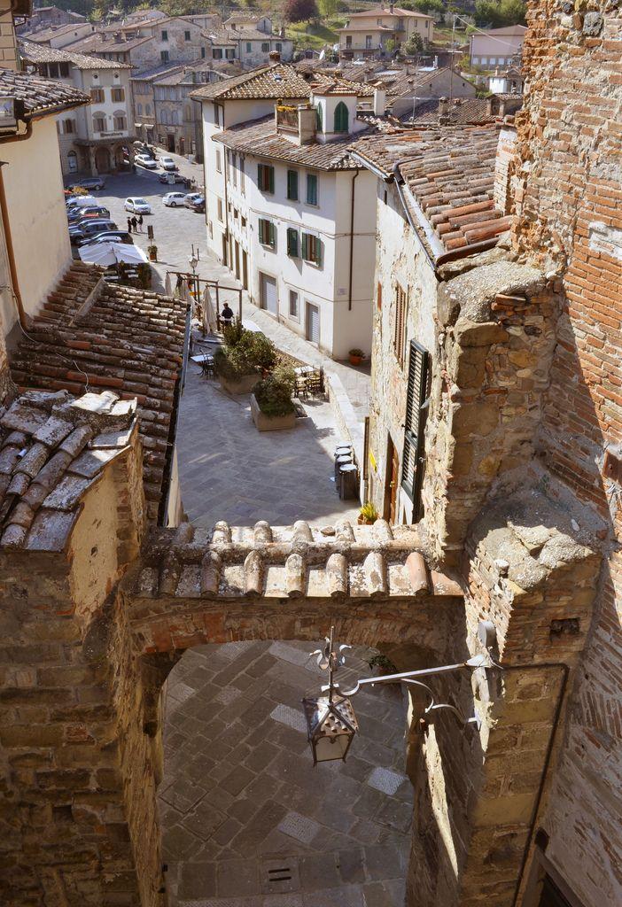 Anghiari, Arezzo, Toscana - Italien