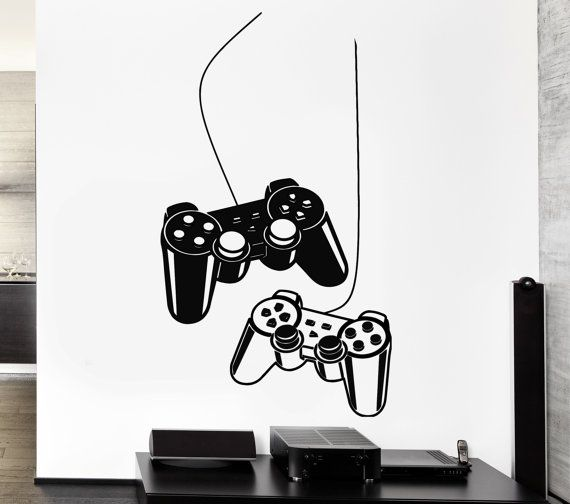 Best Images About Bedroom Redo On Pinterest Portal  Small - Portal 2 wall decals