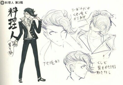 THIS IS TERUTERU'S BETA DESIGN WHAT HAPPENED??? HE LOOKED AWESOME!