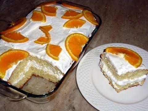 Нежнейший Лимонный Торт