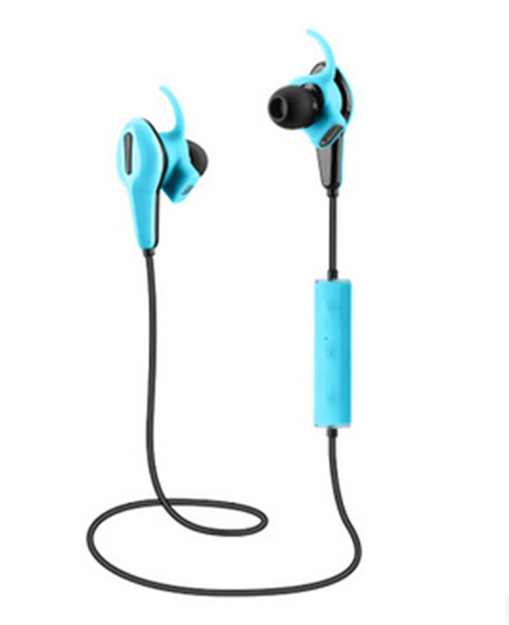"""autvivid Bluetooth Earphone with Heart Rate Pedometer Blue. Navigator sport:Bluetooth headset industry developed the first with """"real-time dynamic"""" monitoring of Apple, android APP which can be downloaded and installed on the official website. Heart rate and step data can be timely upload cloud backup and recovery. The Bluetooth chip is advanced CSR8645 Veer4.0 chip now, And the heart rate sensor is using the German TI miniature wireless detection sensor while the Pedometer sensor is with…"""