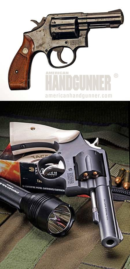 ONLINE EXCLUSIVE: Robar's Revolver Rehab | By John Higgs | Turning A Beater Into A Beauty -- For A Good Reason! | If anyone says revolvers are dead, they simply have no idea what they're talking about! | © American Handgunner 2017